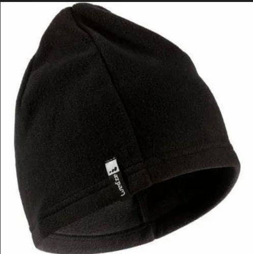 usa pas cher vente Prix usine 2019 grossiste Decathlon Firstheat Ski Hat Black