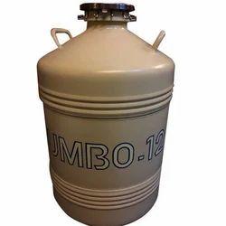 J12 Liquid Nitrogen Container Cryocan Iocl Jumbo