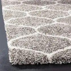 Designer Silk Woolen Carpet