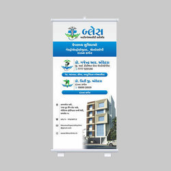 Rollup Standee Printing Service