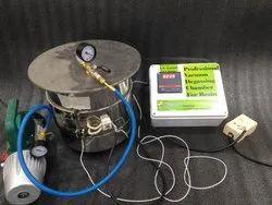 Heated Vacuum Degassing Chamber