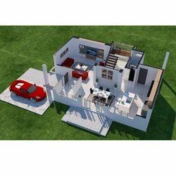 2D and 3D Floor Plan Design Service