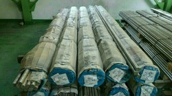 Stainless Steel ASTM 316 Round Bar, Length: 3 & 6 m