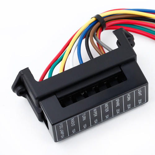 Automotive Fuse Box Upgrade - Wiring Diagrams User on