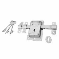 Ramson 10 Chal Stainless Steel Door Lock