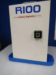 RDCL 1021 (Small Square )  - Digital Biometric Lock