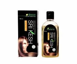Sricure Herbs Ayurvedic Hair Oil, Pack Size (mililitre): 100 ml