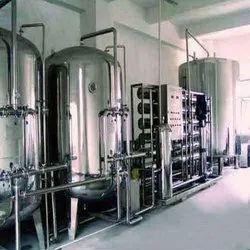 300 Ltr Distillation Water Plant