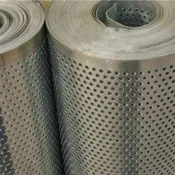 Aluminium Perforated Coils