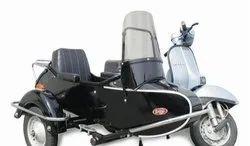 Cozy Kozi Euro Retro Sidecar Left & Right For Vespa Rally/px80-200/pe/lusso
