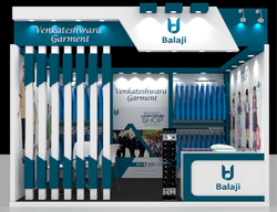 Decoration Stall Fabrication Services