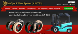 Tyre And Wheel Assemblies