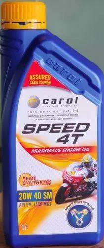 Carol Speed 4T 20 W 40 SM