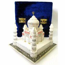 Marble Taj Mahal Figure