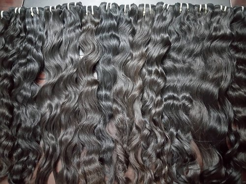 Arrow Natural wholesale Loose Wave Temple Hair, for Parlour, Capacity: 100 Kg