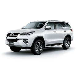 SUV Tour Toyota Fortuner Rental Service, Days: 5 To 7