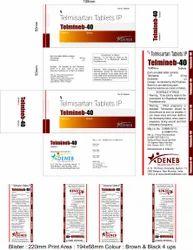 Telmineb-40 Tablet