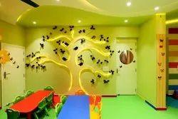 Play School Interior Designing in Mumbai, Maharashtra & Gujarat