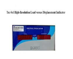 Tec-Sol High Resolution Load Vs Displacement Indicator