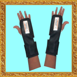 Hand Gloves Metal Detector