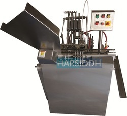 Automatic Two Head Ampoule Filling Sealing Machine