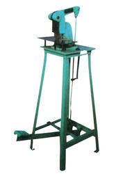 Treadle Lid Embossing Machine