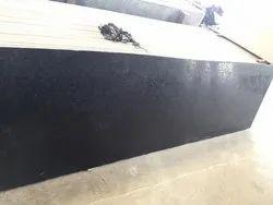 Plain Rajasthan Black Granite