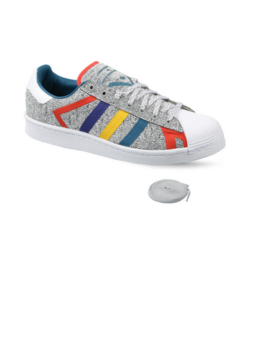 huge discount 71500 36adf Men''s Adidas Originals Superstar White Mountaineering Shoes