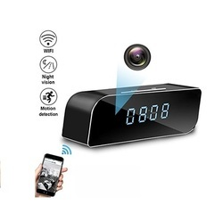 Spy Wifi Digital Table Clock