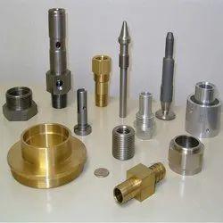 CNC Turned Components Parts Precision