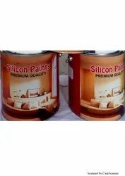 Oil Based Paint High Gloss Enamel Paints, for Interior, Exterior, Packaging Type: Can