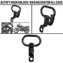 Autofy Hook Holder/ Bag Holder For All Cars