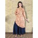 Ladies Casual Indo Western Dress