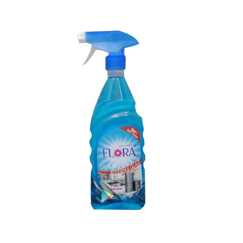 Flora Concentrated Glass Cleaner, Packaging Type: Bottle