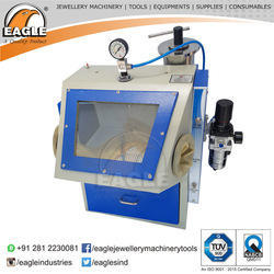 Micro Frosting & Sand Blasting Jewelry Equipment