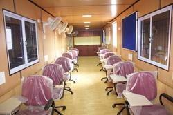 Portable Conference Room Units