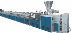 HPMC PVC Profile Extrusion Line, Capacity: 150 KG/HR , 50
