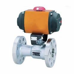 Pneumatic Electric Actuator