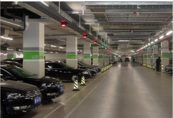 Car Parking Tracking & Management System