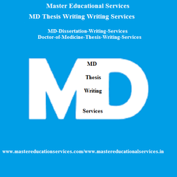 Chennai MD Thesis Writing Services