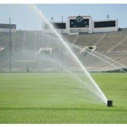 Football Field Sprinkler Irrigation Service