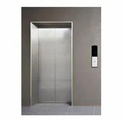 50-60 Hz SS Automatic Doors, For Passenger Elevators
