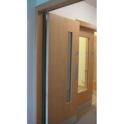 Designer Veneered Door