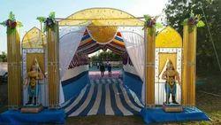 Classical Wedding Gate