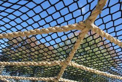 CARGO NETS OF PP ROPE