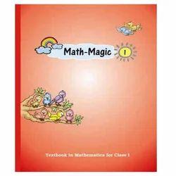 Math Magic Class 1 NCERT Book