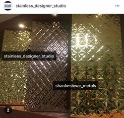 SDS Designer Stainless Steel Sheet