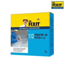Dr. Fixit Pidifin 2K Waterproofing Coating 3 to 15 kg