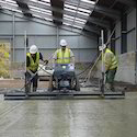 Concrete Flooring With Laser Technology