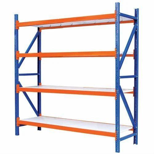 Cr6hdl Heavy Duty Lucite Corner Rack: Slotted Angle Shelving Rack Manufacturer
